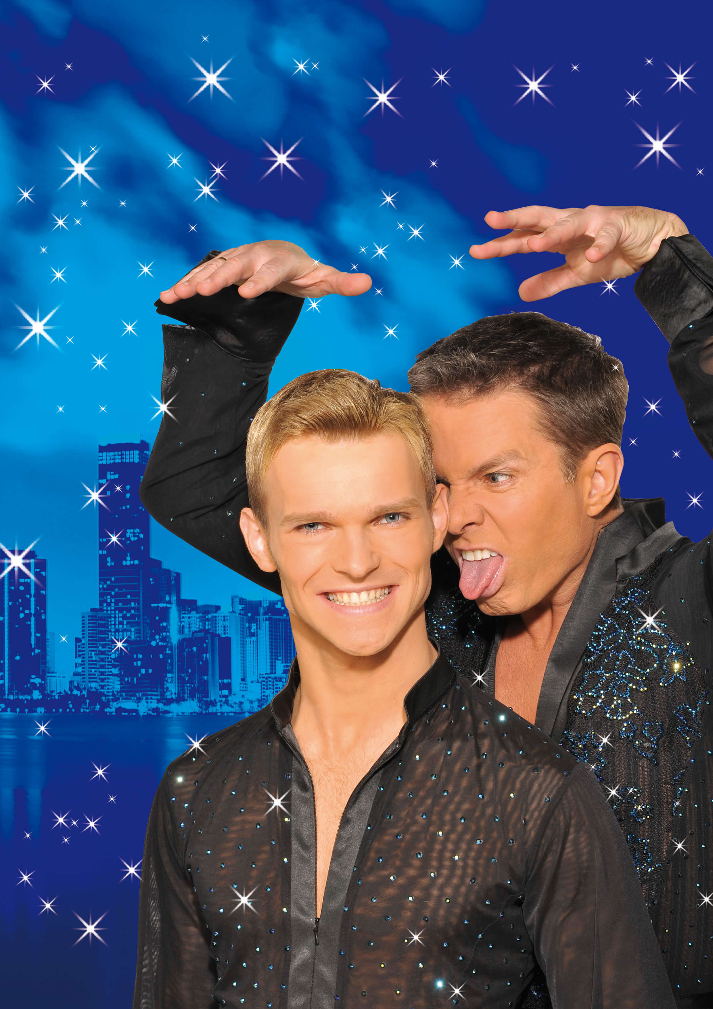 Dancing Stars Vadim Garbuzov
